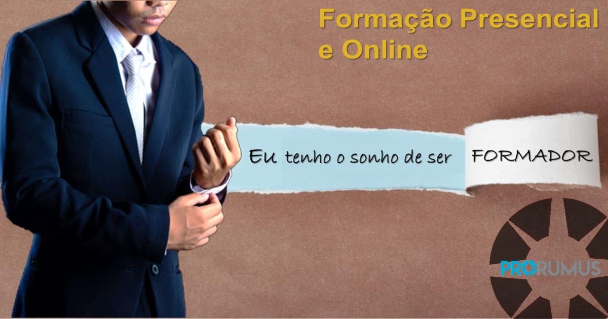 Formação Pedagógica Inicial de Formadores (FPIF)